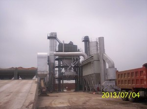 LB3000 Asphalt concrete mixing equipment
